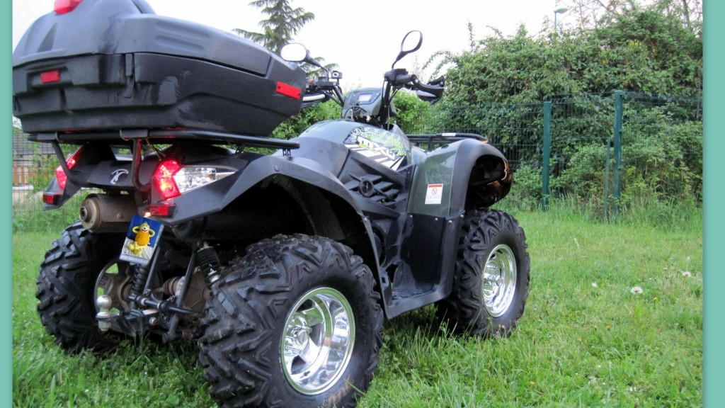 accessoires quad kymco mxu 500 \u2013 idées d\u0027image de moto