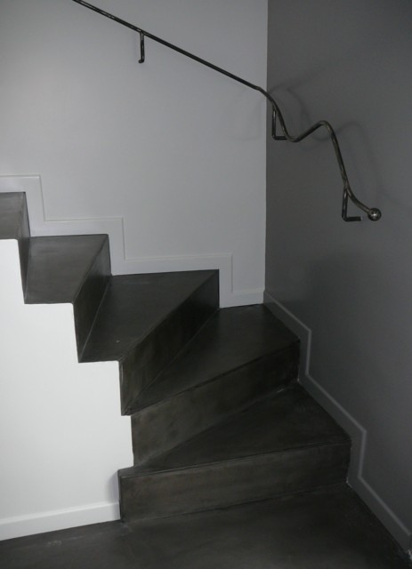 avis pour ma rampe. Black Bedroom Furniture Sets. Home Design Ideas