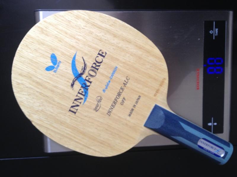 Bois Butterfly Innerforce ALC  Tennis de Tablecom