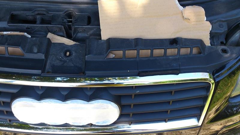 Supra romano 1 6 ambiante covering calandre plasti dip for Mettre un meuble devant un radiateur