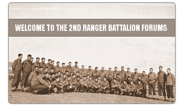 ♣ 2nd Ranger Battalion ♠