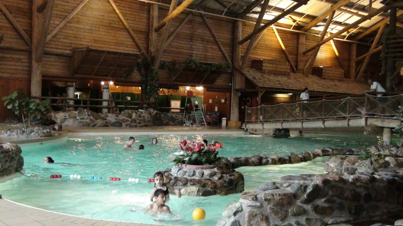 Notre s jour du 14 au 16 mai 2013 au ranch davy crockett for Piscine davy crockett