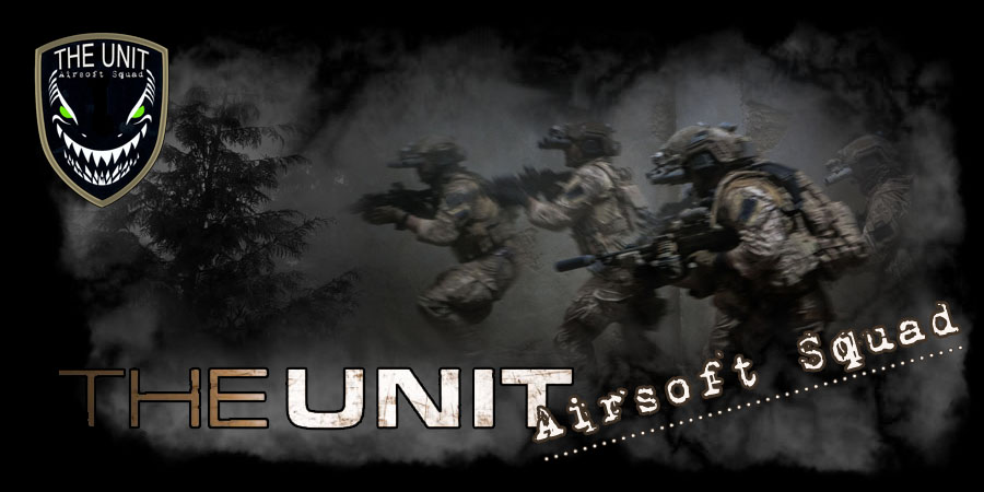 The Unit  Airsoft Squad
